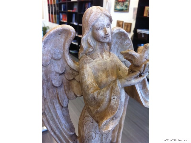 Figurine - Guardian Angel